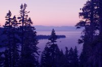 Tahoe Twilight, Lake Tahoe California