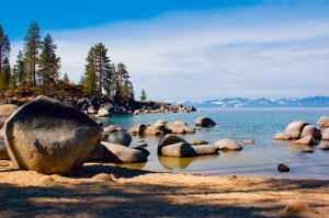 Morning Retreat, Lake Tahoe