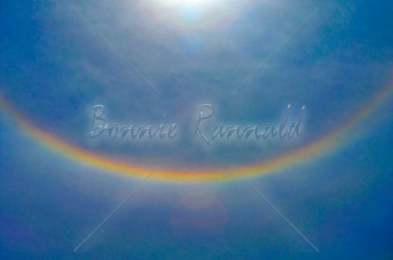 Circumhorizontal Arc - Click Image to Close