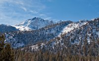 Winter at Tioga Pass