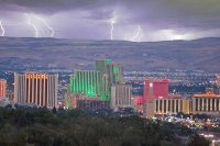 Light Show, Reno, NV